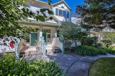 Santa Cruz Single Family Home For Sale: 131 Claremont Terrace