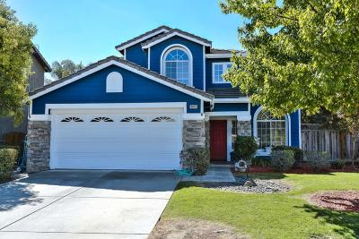 Gilroy Single Family Home For Sale: 9075 Spencer Court