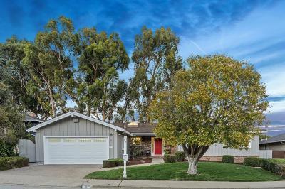 Burlingame Single Family Home For Sale: 5 Toledo Court