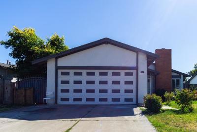 San Jose CA Single Family Home For Sale: $785,000