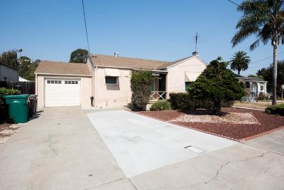 San Leandro Single Family Home For Sale: 14842 Sylvia Way