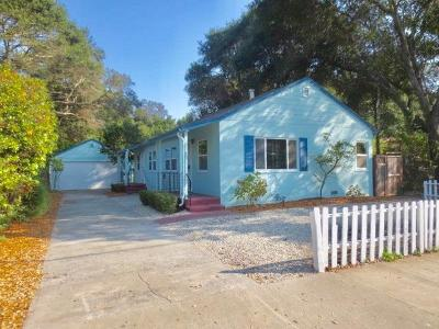 Santa Cruz Single Family Home Pending Show For Backups: 420 Market Street