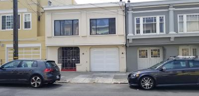 San Francisco Single Family Home For Sale: 463 27th Avenue