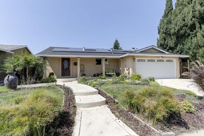 Fremont Single Family Home For Sale: 5527 Tyler Place
