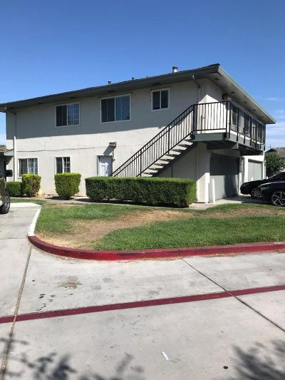 San Jose Condo/Townhouse For Sale: 5579 Judith Street #4