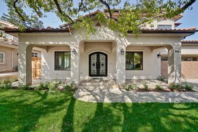 Cupertino Single Family Home For Sale: 10161 Lebanon Drive