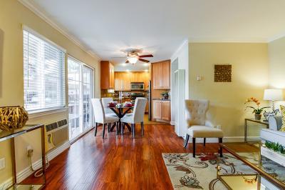 Santa Clara Condo/Townhouse For Sale: 2601 Cortez Drive #2101