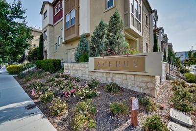 Milpitas Condo/Townhouse For Sale: 1605 Canal Street