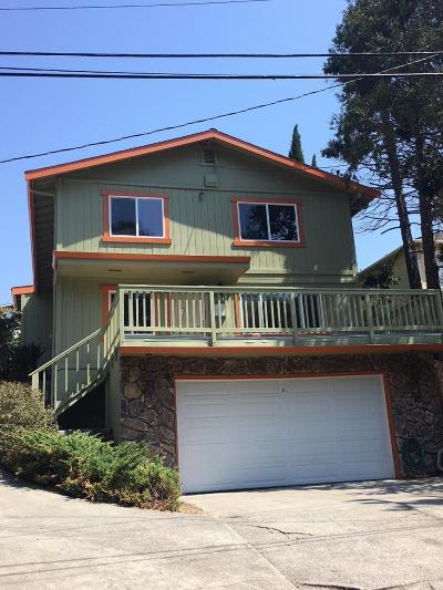 San Leandro Single Family Home For Sale: 2240 Upland Road