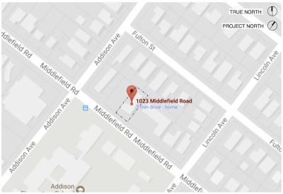 Palo Alto Residential Lots & Land For Sale: 1027 Middlefield Road
