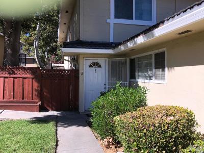 San Jose Condo/Townhouse For Sale: 5701 Calmor Avenue #2