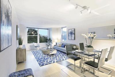 San Francisco Condo/Townhouse For Sale: 8300 Oceanview Terrace #303