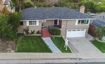San Mateo Single Family Home For Sale: 852 W Hillsdale Boulevard