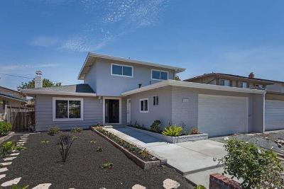 Milpitas Single Family Home For Sale: 1664 Blue Spruce Way