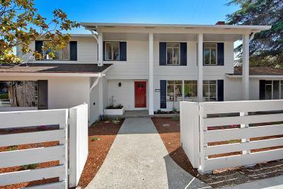 Burlingame Single Family Home For Sale: 2001 Easton Drive