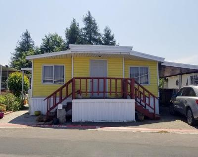 Union City Mobile Home Pending Show For Backups: 2632 Parkside Drive