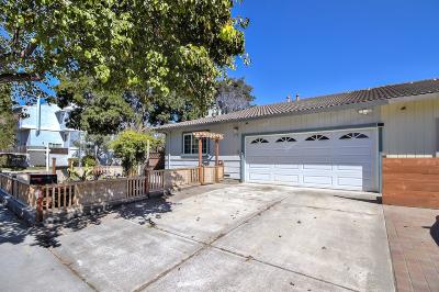 Newark CA Single Family Home For Sale: $889,000