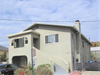 Alameda County, Contra Costa County Single Family Home For Sale: 1270 62nd Street
