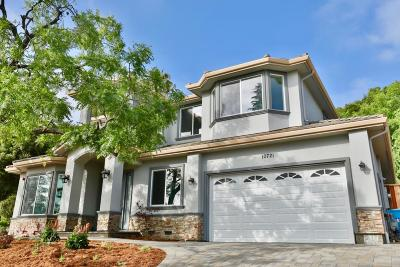Cupertino Single Family Home For Sale: 10721 Santa Lucia Road