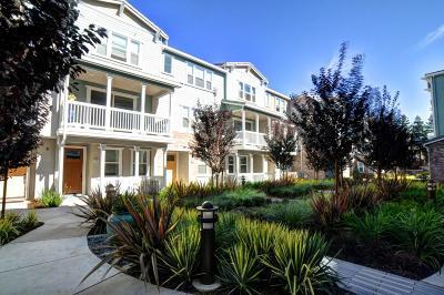 Sunnyvale Condo/Townhouse For Sale: 113 Maidenhair Terrace