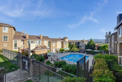 San Jose Condo/Townhouse For Sale: 490 Marble Arch Avenue