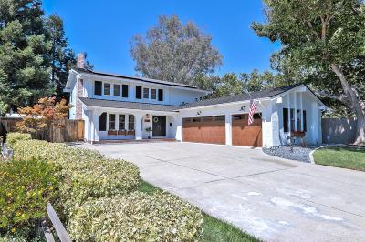 San Jose Single Family Home For Sale: 1757 Miriam Court