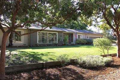 Gilroy Single Family Home Pending Show For Backups: 8155 Burchell Road