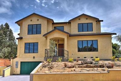 Castro Valley Single Family Home For Sale: 4980 Jensen Road