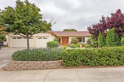 San Jose Rental For Rent: 3667 Slopeview Drive