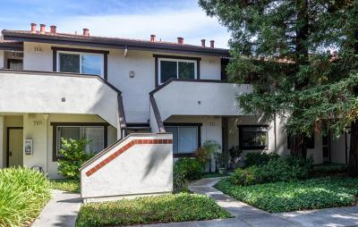 Santa Clara Condo/Townhouse For Sale: 1400 Bowe Avenue #207
