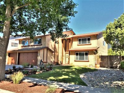 Gilroy Single Family Home For Sale: 1413 Longmeadow Drive