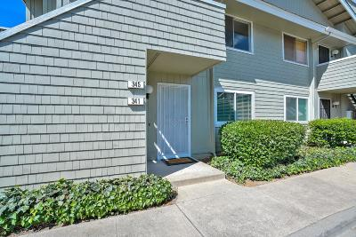 San Leandro Condo/Townhouse For Sale: 341 Caliente Circle