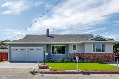 Santa Cruz Single Family Home For Sale: 2205 40th Avenue