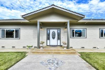 Mendocino County Single Family Home For Sale: 2000 Sanford Ranch Road