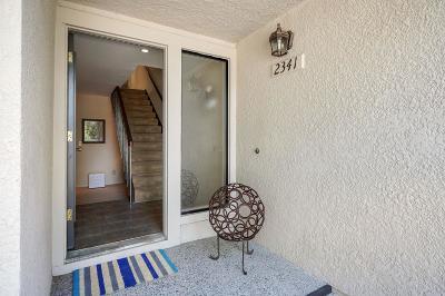 San Mateo Condo/Townhouse For Sale: 2341 Ticonderoga Drive