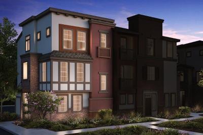 San Jose Condo/Townhouse For Sale: 1008 Abruzzo Lane #1