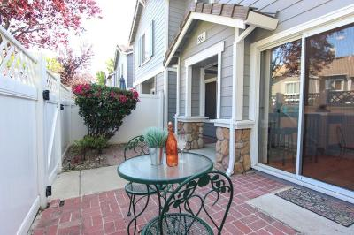 Fremont Condo/Townhouse For Sale: 5667 Statice Common