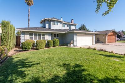 Campbell Single Family Home Pending Show For Backups: 1132 Fawn Drive