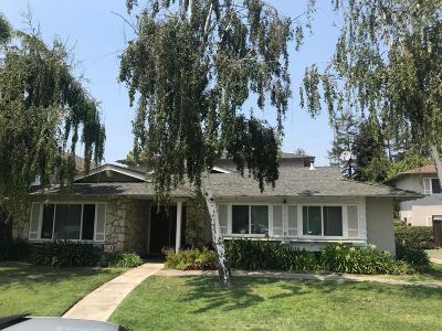 San Jose Multi Family Home For Sale: 1787 De Marietta Avenue
