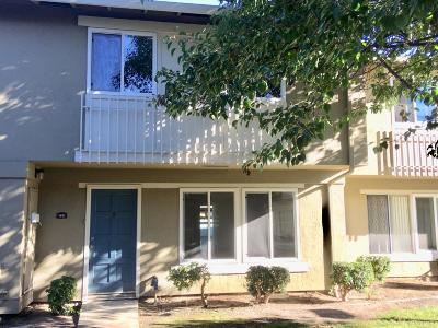 San Jose Condo/Townhouse For Sale: 1491 Carmen Court