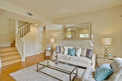 Mountain View Condo/Townhouse For Sale: 720 Cottage Court