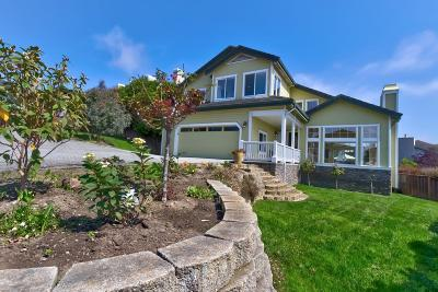 Half Moon Bay Single Family Home For Sale: 320 Coronado Avenue