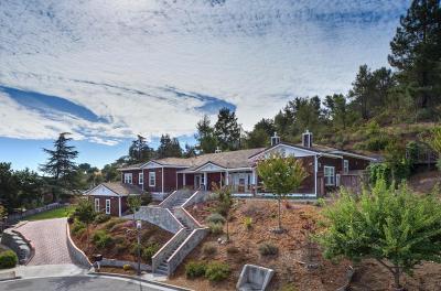 Los Gatos Single Family Home For Sale: 104 Heintz Court