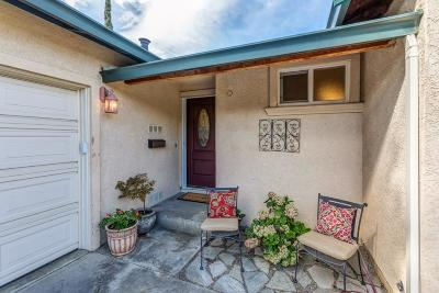 Livermore Single Family Home For Sale: 3891 Santa Clara Way