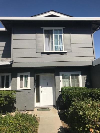San Jose Condo/Townhouse For Sale: 3372 Landess Avenue #D