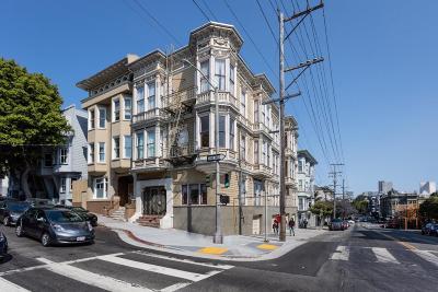 San Francisco Condo/Townhouse For Sale: 400 Oak Street #1