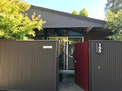 Palo Alto Condo/Townhouse For Sale: 155 Greenmeadow Way