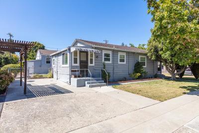San Jose Single Family Home For Sale: 1234 Curtner Avenue
