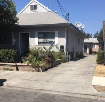 San Jose Single Family Home For Sale: 173 Clayton Avenue