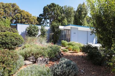 Palo Alto Single Family Home For Sale: 3441 Kenneth Drive